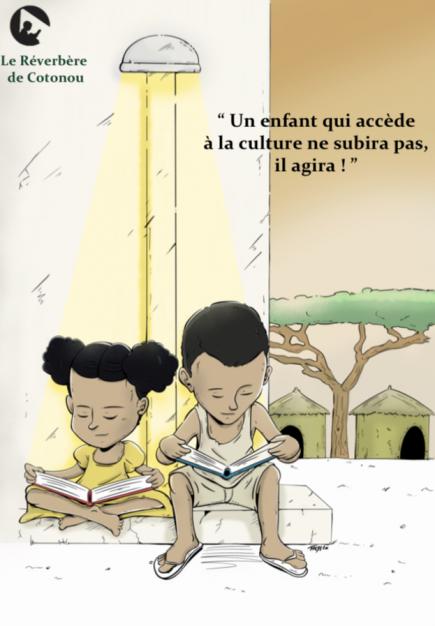 """Le Rotary Namur Val Mosan participe à l'organisation """"Le Réverbère de Cotonou"""""""