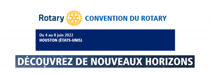 Convention du Rotary